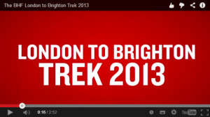 BHF London to Brighton 2013 Video